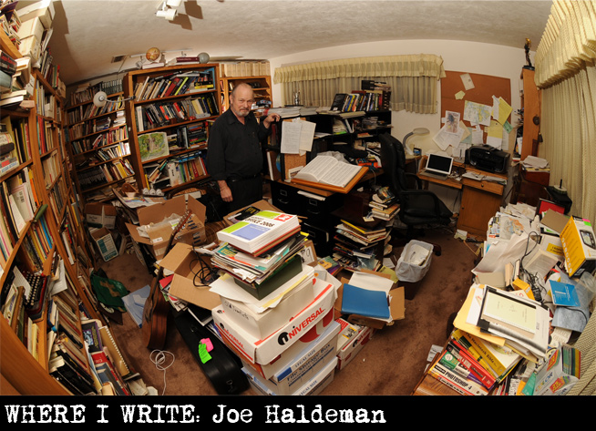 Where Joe Haldeman Writes
